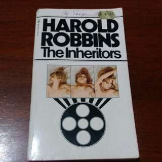 Novel Preloved Bhs Inggris THE INHERITORS