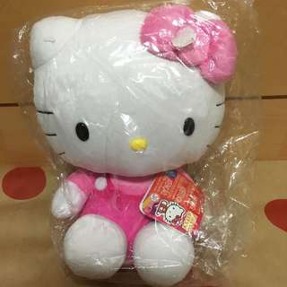 *全新*Hello Kitty 公仔