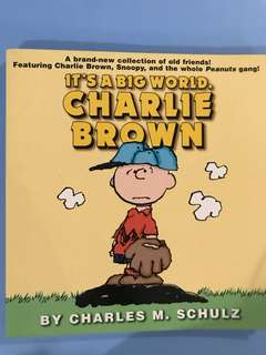 It's A Big World Charlie Brown