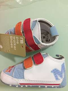 Brand New Pre Walker Shoes - MotherCare