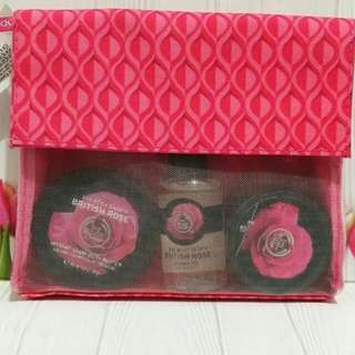 BRITISH ROSE PACKAGE