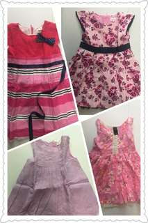 Toddler dress 2-3yr