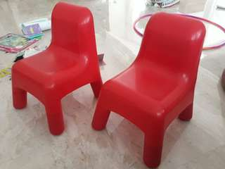 Two Chairs / Dua Kerusi