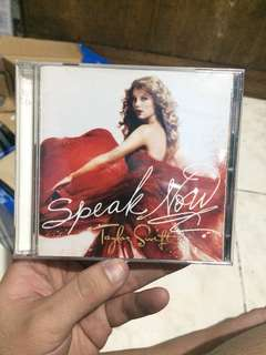 Taylor Swift : Speak Now (Deluxe Edition)