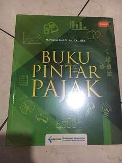 Buku pintar pajak