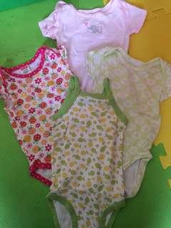 Baby bodysuits/onesies