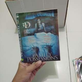 Horror DVD