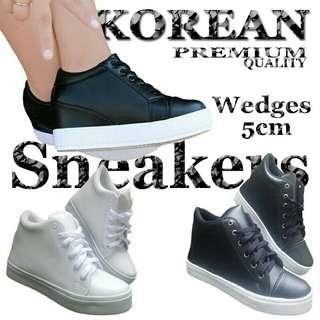 Sneakers hidden