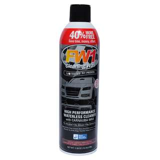 FW1  Car Cleaning Wax