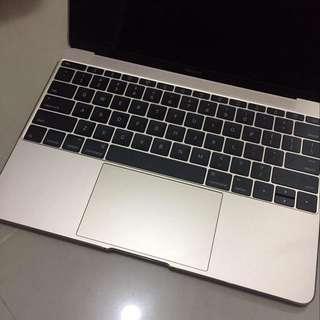 MacBook 12inch gold 512GB