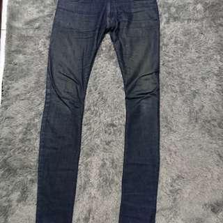 Celana Denim Zara Skinny Original
