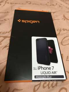 iPhone 7 Spigen Liquid Air Case