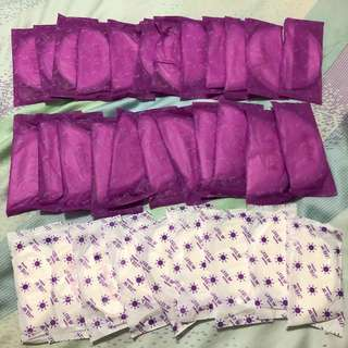 Avent disposable breasts pads (day and night)