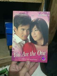 You are the one DVD Movie