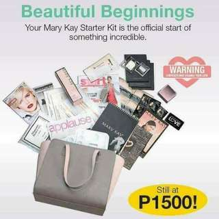 Mary kay products and business opportunity