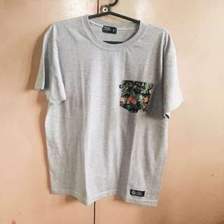 Floral Patch Shirt