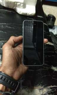 Jual cepat edisi BU iPhone 5s 32gb grey fullset mulus No minus baru 2 bulan pakai