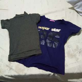 Small sized top bundle
