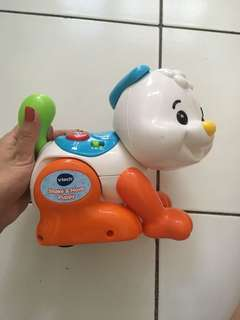 Vtech Move and Shake Puppy