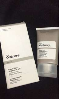 The Ordinary Azelaic
