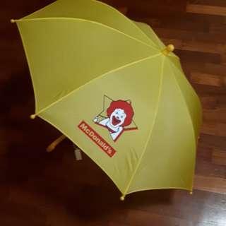 MacDonald's Umbrella