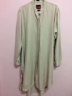 Calaqisya yusra long blouse