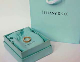 Tiffany & Co rubedo ring