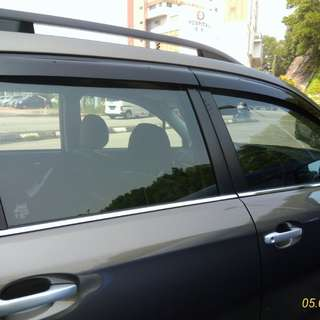 Door Visor Subaru Forester