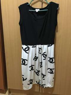 """Chanel"" SheFly Dress"