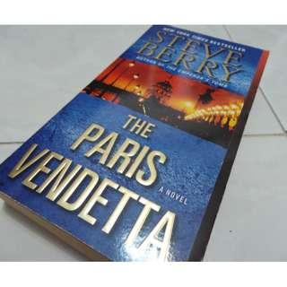 03027 The Paris Vendetta – Steve Berry