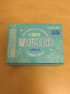 Yukisio Soap from Okinawa 沖繩雪盐石鹼