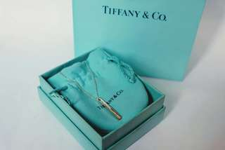 Tiffany and co Tag