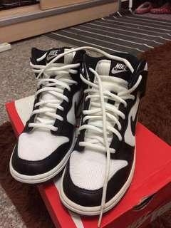 Nike 高筒鞋 dunk high skinny