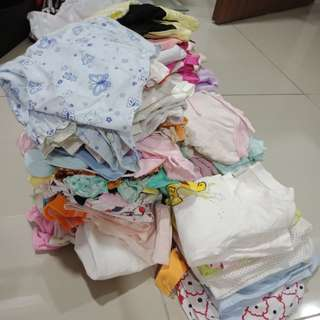 Old babies clothes