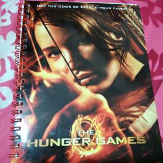 BN The Hunger Games Lined Notebook