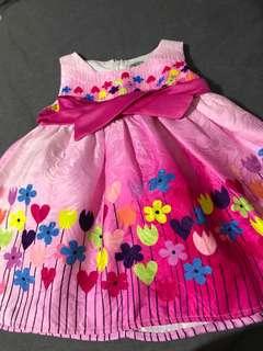Baby Dress Pink