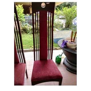 Customize Royal High Chair