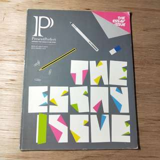 Present Perfect Magazine 2012 Double Issue 05 & 06