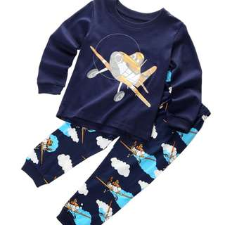 Kids Pyjamas Sleepwear ( Available size 2,3,4 years old)