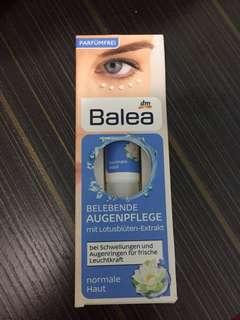 購自德國 Balea 蓮花精華去浮腫眼霜