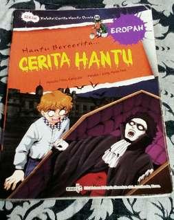 Hantu Bercerita Cerita Hantu (Eropah)