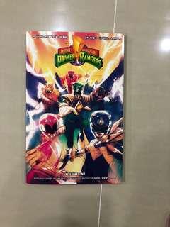 Mighty Morphin Power Rangers Volume 1
