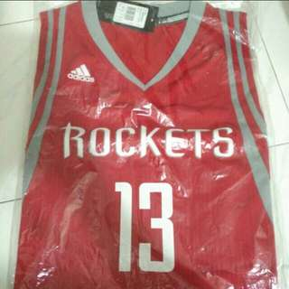 Adidas NBA jersey James harden 13