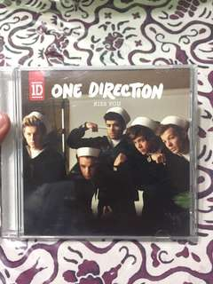 One Direction Kiss You Single