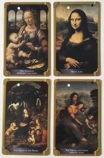 TransitLink Cards - Paintings