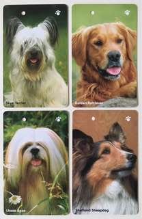 TransitLink Cards - Dogs