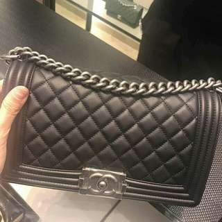 Brand New Chanel Old Medium
