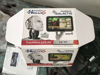 Holux TrackNavi GPS spoilt to GIVE AWAY almost FOC