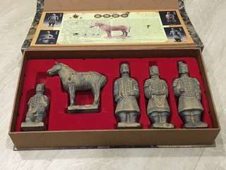 Terracotta Army collection