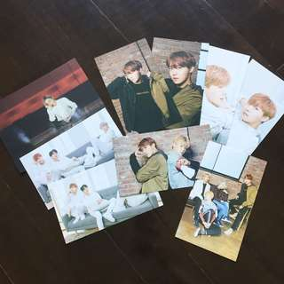 [大減價!!!] BTS THE WINGS TOUR IN SEOUL BLU-RAY postcard JH